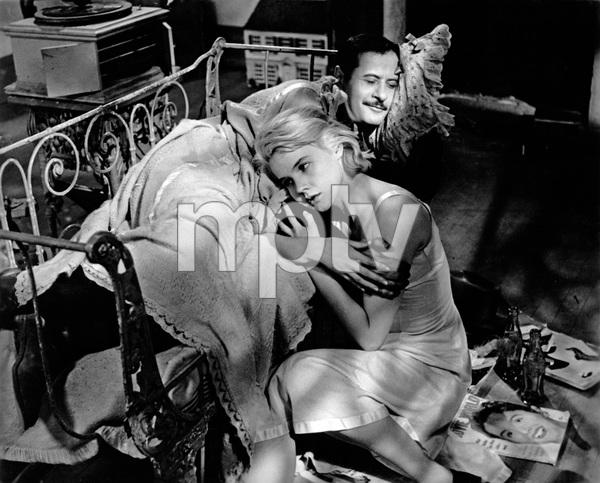 """Baby Doll""Carroll Baker, Eli Wallach1956 Warner Brothers - Image 3277_0006"
