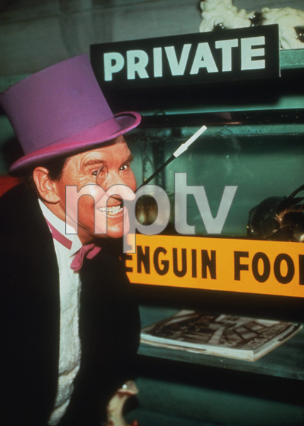 """""""Batman""""Burgess Meredith as The Penguin1967 ABC / 20thPhoto by Bud GrayMPTV - Image 3285_0007"""