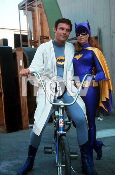 """Batman""Adam West, Yvonne Craig1967 ABC / 20th © 1978 GuntherMPTV - Image 3285_0101"