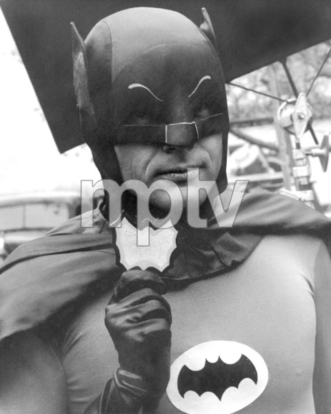 """Batman""Adam West, 1966 © 1978 Chester Maydole - Image 3285_0111"
