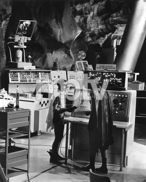 """Batman""Adam West and Burt Ward1966 ABC**I.V. - Image 3285_0132"