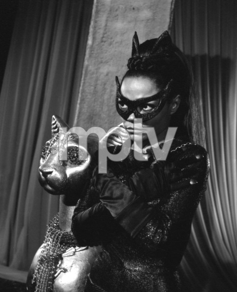 """Batman""Eartha Kitt1967 ABC**I.V. - Image 3285_0140"