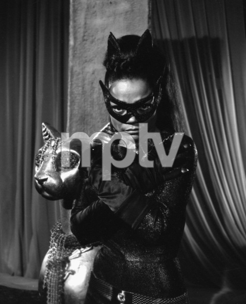 """Batman""Eartha Kitt1967 ABC**I.V. - Image 3285_0152"
