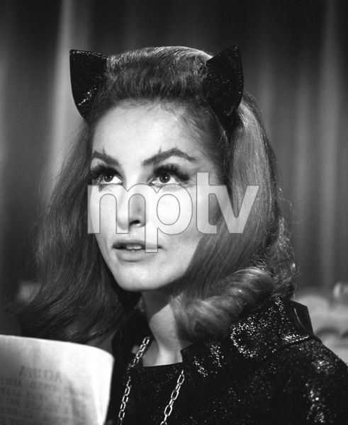 """Batman""Julie Newmar1966 ABC**I.V. - Image 3285_0163"