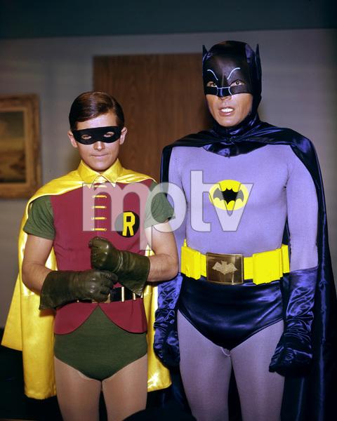 """Batman""Burt Ward & Adam WestC. 1967**I.V. - Image 3285_0177"