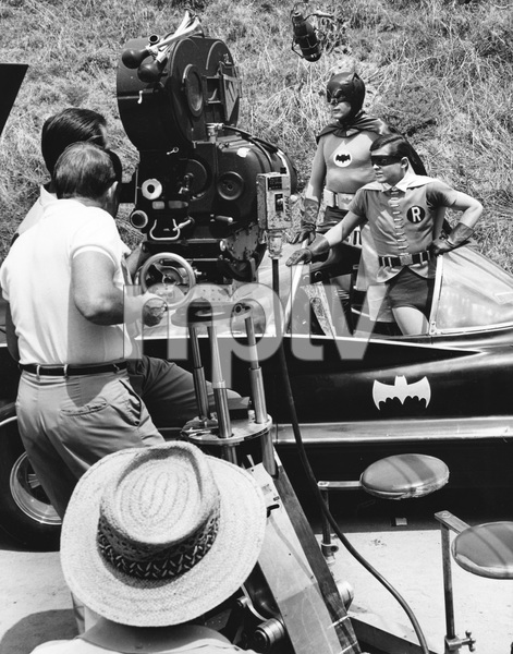 """Batman""Adam West, Burt Wardcirca 1966**I.V. - Image 3285_0180"