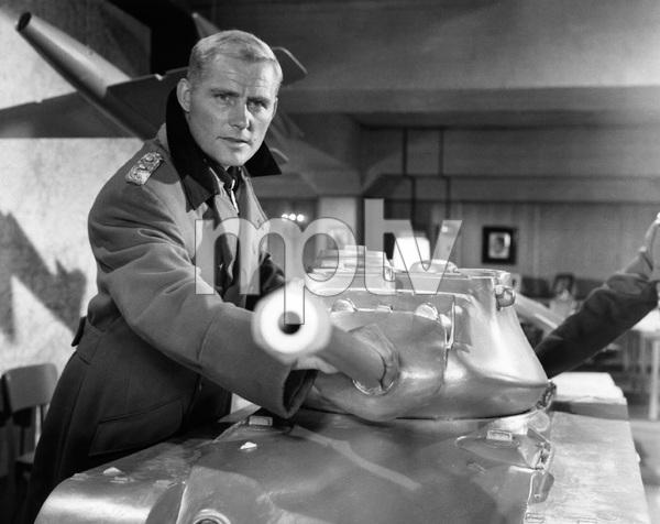 """Battle of the Bulge"" Robert Shaw1965 Warner Brothers - Image 3286_0001"
