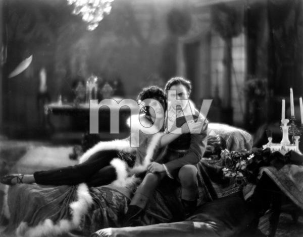 """""""Beau Brummell"""" John Barrymore, Carmel Myers1924 Warner ** I.V. - Image 3288_0648"""