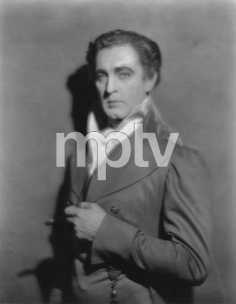 """""""BEAU BRUMMELL""""  John Barrymore, WB, 1924, I.V. - Image 3288_0649"""