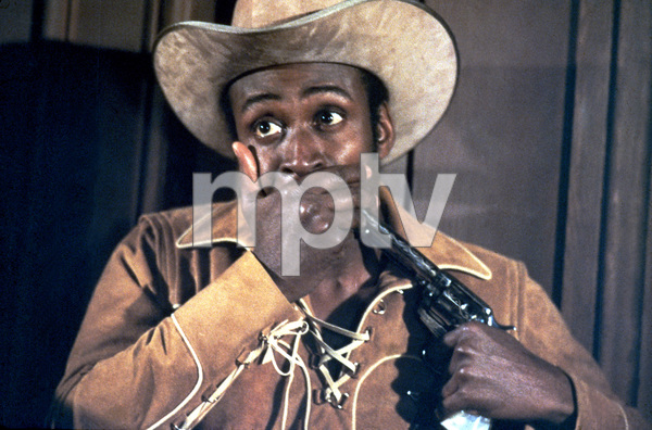 """Blazing Saddles""Cleavon Little © 1974 Warner Brothers** I.V. - Image 3306_0329"