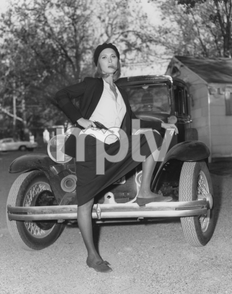 """Bonnie and Clyde""Faye Dunaway1967 Warner Bros. - Image 3314_0163"