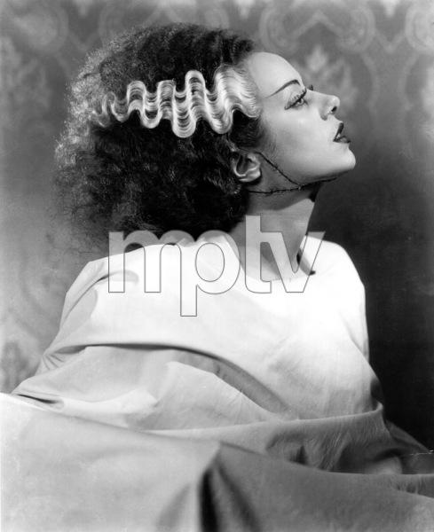 """""""Bride Of Frankenstein""""Elsa Lanchester1935 Universal / **I.V. - Image 3318_0025"""