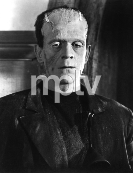 """Bride of Frankenstein""  Boris Karloff1935 Universal Pictures** I.V. - Image 3318_0037"