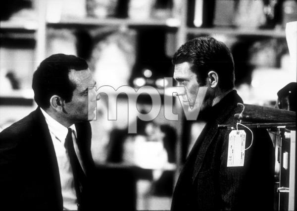 """""""Bullitt""""Steve McQueen1968 Warner © 1978 Mel TraxelMPTV - Image 3321_0004_01"""