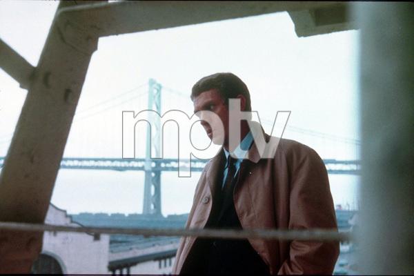 """""""Bullitt""""Steve McQueen1968 Warner © 1978 Mel TraxelMPTV - Image 3321_0101"""