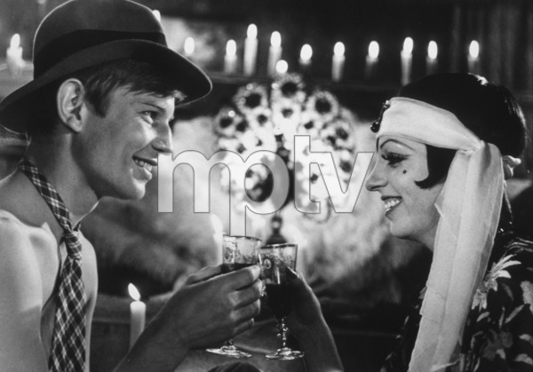 """Cabaret.""Michael york and Liza Minnelli.1972/Allied Artists-ABC Pictures - Image 3325_0022"