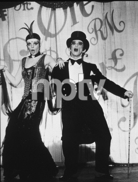 """""""Cabaret.""""Liza Minnelli and Joel Grey. © 1972 Allied Artist/ABC Pictures - Image 3325_0026"""