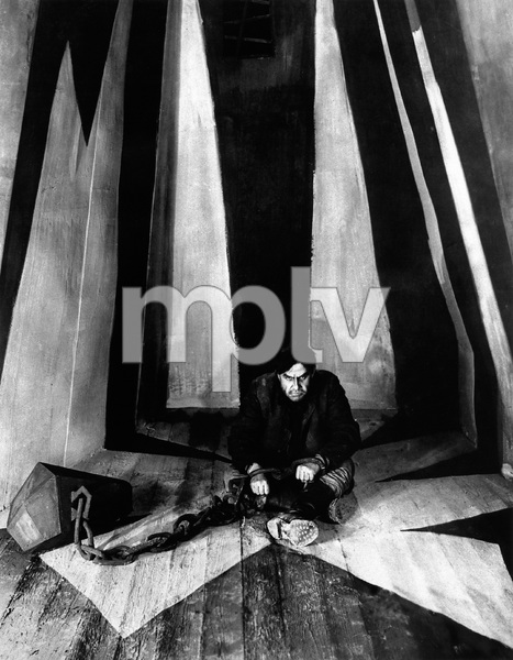 """The Cabinet of Dr. Caligari""1920 Decla-Bioscop AG - Image 3326_0033"