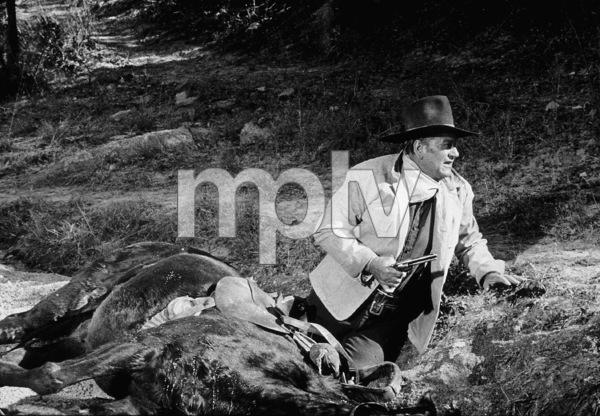 """Cahill, US Marshal,"" John WayneWarner Bros. 1973. © 1978 David Sutton - Image 3327_0003"