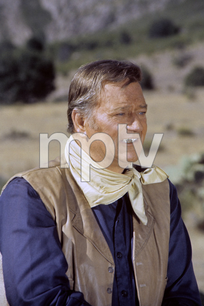 """Cahill U.S. Marshal""John Wayne1973© 1978 David Sutton - Image 3327_0014"