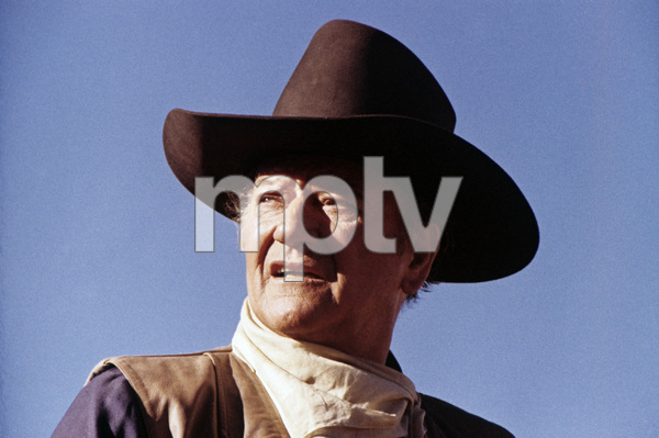 """Cahill U.S. Marshal""John Wayne1973© 1978 David Sutton - Image 3327_0018"