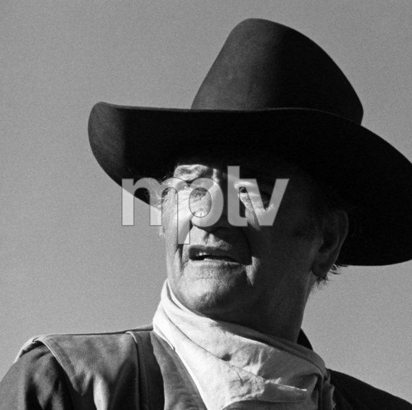 """Cahill U.S. Marshal""John Wayne1973© 1978 David Sutton - Image 3327_0018a"
