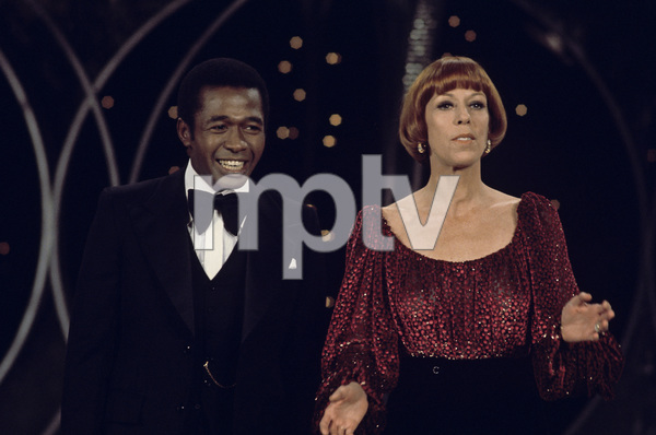 """The Carol Burnett Show""Ben Vereen, Carol Burnettcirca 1977Photo by Gabi Rona - Image 3338_0030"