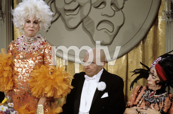 """The Carol Burnett Show""Vicki Lawrence, Harvey Korman, Carol Burnettcirca 1977Photo by Gabi Rona - Image 3338_0039"