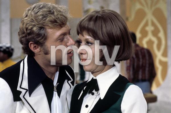 """The Carol Burnett Show""Steve Lawrence, Carol Burnett1975Photo by Gabi Rona - Image 3338_0043"