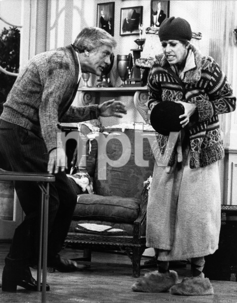 """The Carol Burnett Show""Dick Van Dyke, Carol Burnett1975Photo by Gabi Rona - Image 3338_0054"