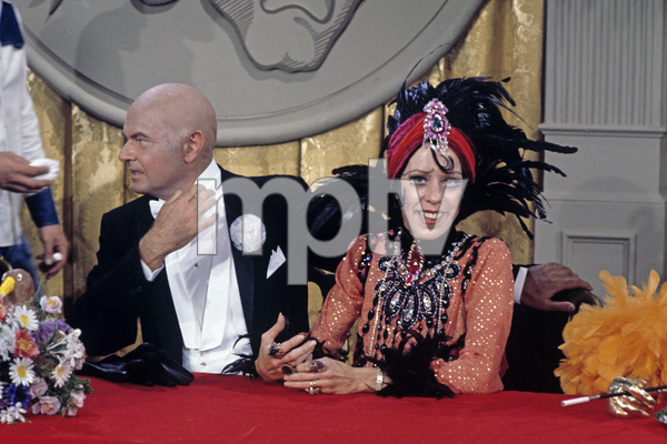 """The Carol Burnett Show""Harvey Korman, Carol Burnettcirca 1977Photo by Gabi Rona - Image 3338_0061"