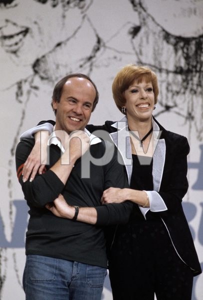 """The Carol Burnett Show""Tim Conway, Carol Burnettcirca 1978 © 1978 Gunther - Image 3338_0082"