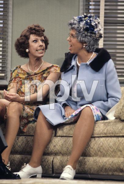 """""""The Carol Burnett Show""""Carol Burnett, Vicki Lawrencecirca 1978 © 1978 Gunther - Image 3338_0084"""