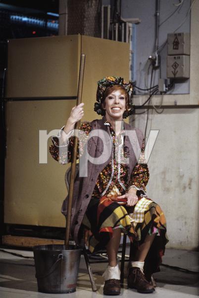 """The Carol Burnett Show""Carol Burnettcirca 1978 © 1978 Gunther - Image 3338_0099"
