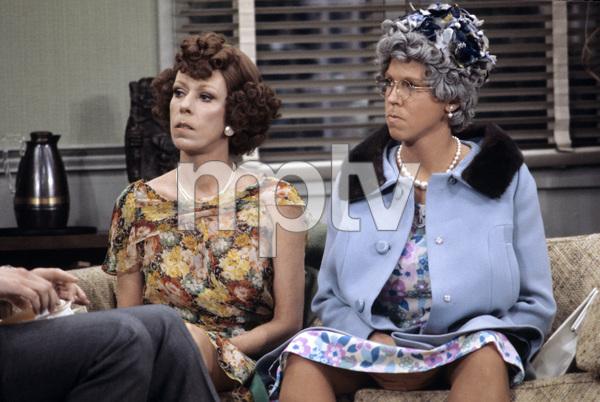 """""""The Carol Burnett Show""""Carol Burnett, Vicki Lawrencecirca 1978 © 1978 Gunther - Image 3338_0103"""