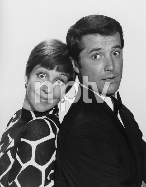 """The Carol Burnett Show""Carol Burnett, Lyle Waggonercirca 1967Photo by Gabi Rona - Image 3338_0132"