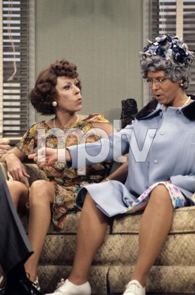 """""""The Carol Burnett Show""""Carol Burnett, Vicki Lawrencecirca 1978 © 1978 Gunther - Image 3338_0156"""