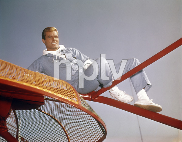 """Ty Hardin in """"The Chapman Report""""1962 Warner Brothers** B.D.M. - Image 3346_0111"""