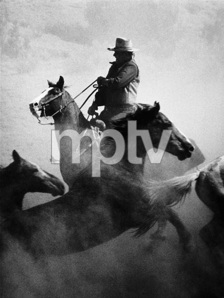 """The Cowboys"" John Wayne 1971 © 1978 David Sutton - Image 3370_0011"