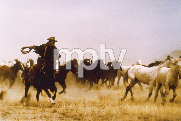 """The Cowboys"" John Wayne 1971 Warner Brothers © 1978 David Sutton - Image 3370_0024"