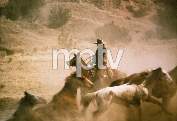"""The Cowboys"" John Wayne 1971 Warner Brothers © 1978 David Sutton - Image 3370_0026"
