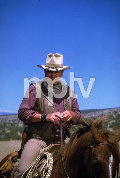 """The Cowboys,"" John WayneWarner Bros. 1971. © 1978 David Sutton - Image 3370_0170"