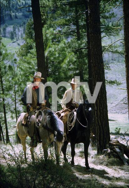 """The Cowboys,"" John WayneWarner Bros. 1971. © 1978 David Sutton - Image 3370_0176"