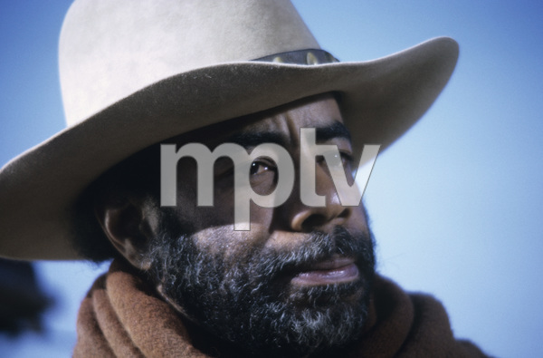 """The Cowboys""Roscoe Lee Browne1972 Warner Brothers © 1978 David Sutton - Image 3370_0180"