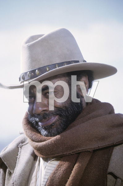 """""""The Cowboys""""Roscoe Lee Browne1972 Warner Brothers © 1978 David Sutton - Image 3370_0182"""