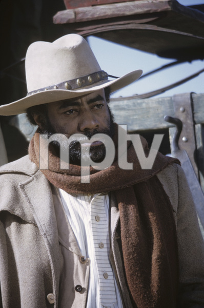 """""""The Cowboys""""Roscoe Lee Browne1972 Warner Brothers © 1978 David Sutton - Image 3370_0186"""