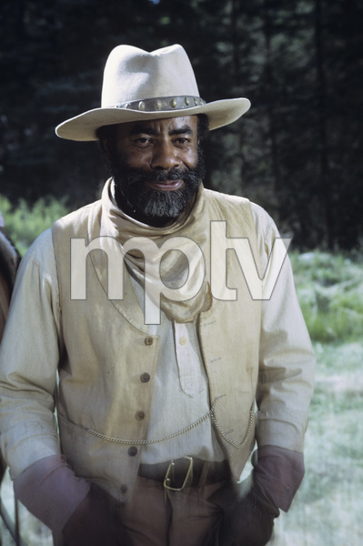 """""""The Cowboys""""Roscoe Lee Browne1972 Warner Brothers © 1978 David Sutton - Image 3370_0193"""