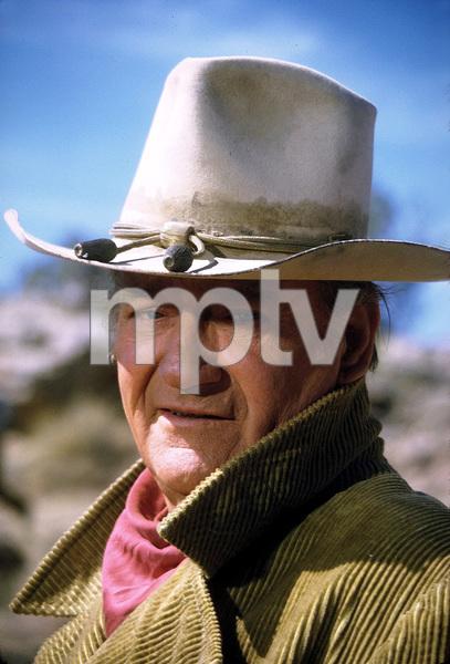 """The Cowboys,"" John WayneWarner Bros. 1971. © 1978 David Sutton - Image 3370_0579"