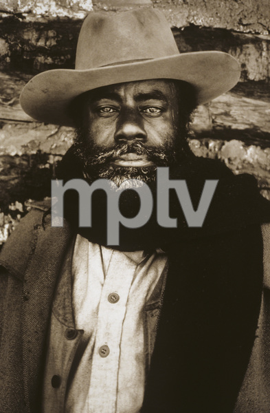 """The Cowboys""Roscoe Lee Browne1972 Warner Brothers © 1978 Bob Willoughby - Image 3370_0591"