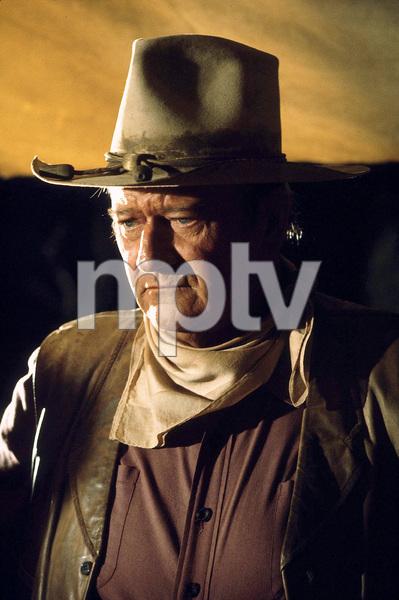 """The Cowboys,"" John Wayne Warner Bros. 1971. © 1978 David Sutton - Image 3370_0611"